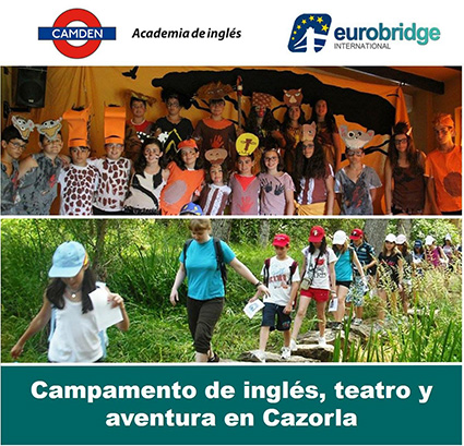 English summer camp in Spain